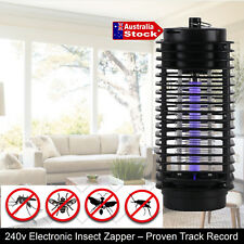 240V UV MOSQUITO BUG ZAPPER FLIES MOTHS INSECTS PEST KILLER TRAP ATTRACTANT