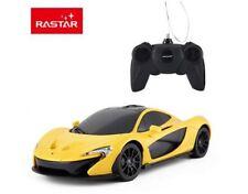 Rastar 1:24 Scale Mclaren P1 Car Remote Control Car - Yellow  - 75200
