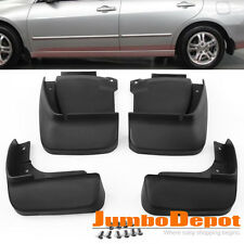 Fit for 2003 2004 2005 2006 2007 Honda Accord Sedan Splash Guard Mud Flap Fender