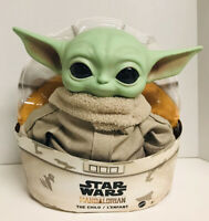 The Child Plush Baby Yoda Star Wars The Mandalorian