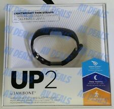 UP2 by Jawbone Activity + Sleep Tracker, Black Diamond, Lightweight Thin Straps