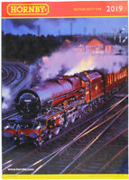 Hornby R8157 Hornby 2019 Catalogue - 65th Edition FREE POSTAGE (NEW)