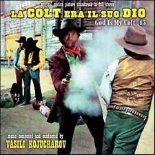 Vasili Kojucharov: Colt Era Il Suo Dio, La (New/Seal CD)
