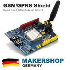 SIM900 Quad Band GSM / GPRS Arduino Uno Shield - SMS Data Modul IComSat Kit
