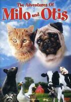 The Adventures of Milo and Otis [New DVD] Full Frame