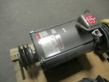 US Motors AC Motor H21663 10HP 1800RPM 208-230/460V 27.2-24/12.3A 3Ph 60Hz Used