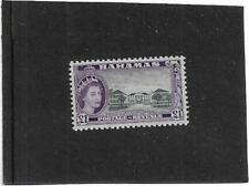BAHAMAS 1954 PICTORIAL £1 PARLIAMENT BUILDING SG.216 UNMOUNTED MINT MNH