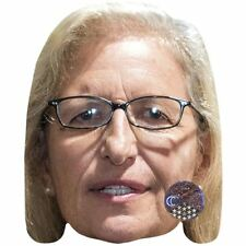 Annie Leibovitz Celebrity Mask, Card Face and Fancy Dress Mask