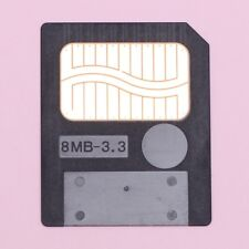 Genuine Olympus 8Mb SmartMedia Memory Card For Cameras & Boss Roland Korg M-8P