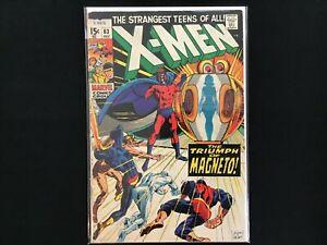 (UNCANNY) X-MEN #63 Lot of 1 Marvel Comic Book!