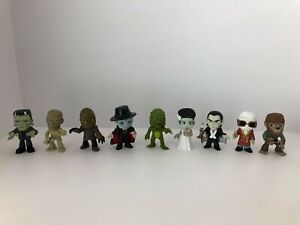 Funko Mystery Minis Universal Monsters Lot w/ Rares NM