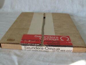 Saunders Omega 8x10 Precision Enlarging Easel 465-002 NIB