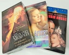 Sealed Drama Romance Lot: Talented Mr Ripley, Ever After, Russia House (3 Vhs)