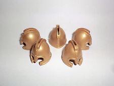 Playmobil romain GRIECHE (grec) Casque Légionnaire doré pour federkamm adapté