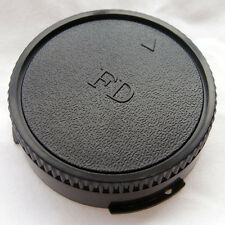 Rear Lens Cap Cover for Canon FD FL mount T 50 AE AT A AV 1 14 24 28 50 1.4