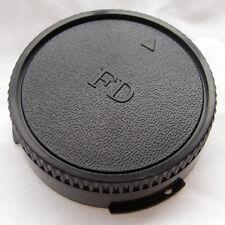Rear Lens Cap Cover for Canon FD FL mount T 50 AE AT A AV 1 14 24 28 50 1.4 SSC