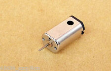 2pcs New N30 DC6V 33000RPM High Speed Strong Magnetic Micro Motor for DIY Part