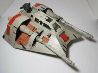 1996 Star Wars Rebel SNOWSPEEDER POTF2 Power of the Force Empire Battle Luke Sky