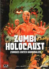 Zombies unter Kannibalen , Zombi Holocaust , small hardbox edition , 100% uncut
