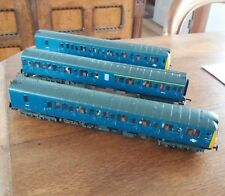 Unboxed Lima Class 117 3 Car DMU professionally reworked