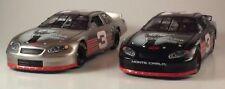 Brookfield Collectors Club Dale Earnhardt Foundation 2003 Monte Carlo 2 Car Set
