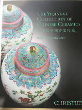 Christie's The Yiqingge Collection Chinese Ceramics 29 May 2013 Hong Kong #3220