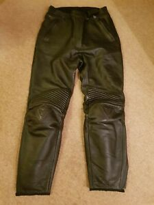 Excellent ladies Dainese motorcycle trousers Euro size 46