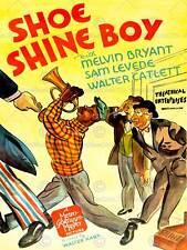 Film movie shoe shine boy bryant new art imprimé poster photo CC3136