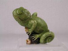 Harmony Kingdom Ball Pot Bellys Belly 'Chalmers' Chameleon Figurine #Pbzch Nib