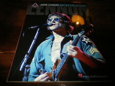 JOHN LENNON - Livre de partitions / Scores Book !!! GUITAR COLLECTION !!