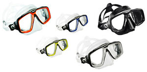 Aqualung Look HD Diving Mask Various Colours