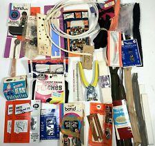 Large Lot Vintage Sewing & Seamstress Tools & Accessories, Dritz, Bondex, Sears