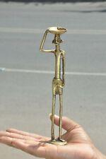 Brass Handcrafted Tribal Man Figurine