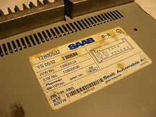 Saab 9-3 Trunk Radio Amplifier Amp 12800532 03 04 05 06 07