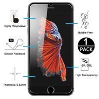 iPhone 8/7/6/6S/PLUS/X/5/XS MAX / XR Vitre protection VERRE trempé Film d'écran