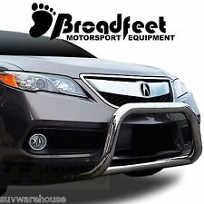 Broadfeet A-Bar/Nudge Bar for Acura RDX 2013-2016 - Stainless Steel Bumper Guard