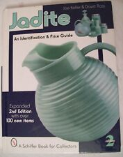VINTAGE JADITE GREEN GLASS PRICE GUIDE COLLECTORS BOOK