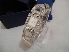 Montre Femme Strass Dolce & Gabbana D&G Ladies Watch Night & Day Bracelet acier