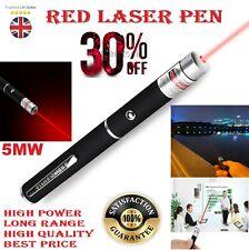 More details for 🔥 laser pointer pen beam light visible lazer red strong 900 mile professional