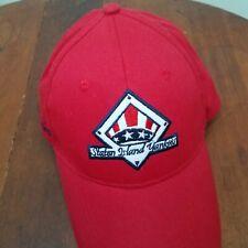Staten Island Yankees Baseball Hat Snapback Cap Red New York