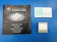 CARTE MÉMOIRE OFFICIELLE 59 BLOCKS Pour Nintendo Gamecube VF