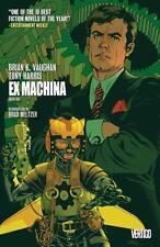 Ex Machina by Brian K. Vaughan & Tony Harris ** NEW ~ FREE SHIPPING **