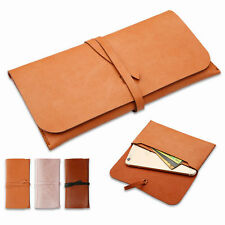 Premium PU Leather Wallet Case Cover Pouch Holster For Apple iPhone 7&6s 7 Plus