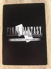 Final Fantasy TCG Opus 6 Legendary Legend Minwu 6-123L MINT/NM Square Enix