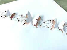 Stanzschablone/ Cutting dies Schmetterlingstanz pop up Schmetterling, 3x 14 cm
