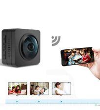 Sports Action Camera 4K Panoramic Mini WIFI Camera Dash Cam recorder Helmet Cam