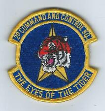 2nd COMMAND AND CONTROL SQUADRON  patch