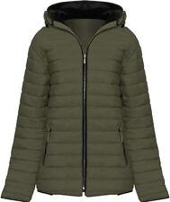 Cappotti e giacche da donna verde nessuna fantasia taglia 46