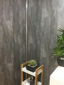 Loft Concrete Grey Bathroom Wall Panels Shower Wet Wall PVC Kitchen Cladding