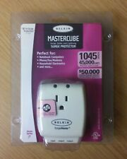 Belkin Mastercube Surge, Spike & Lightning Protector for Computers & Electronics